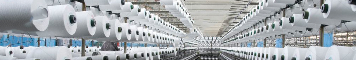 Second hand textile machinery